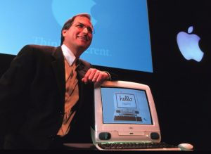 A empresa de Steve Jobs