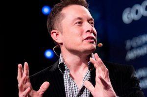A empresa de Elon Musk